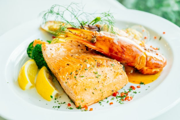Karštieji žuvies patiekalai