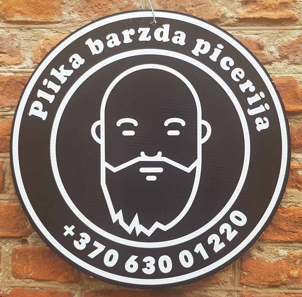 """Plika barzda"" picerija"